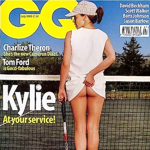 5 24 Remember This Classic Poster? Here's What The Tennis Girl Looks Like Now!