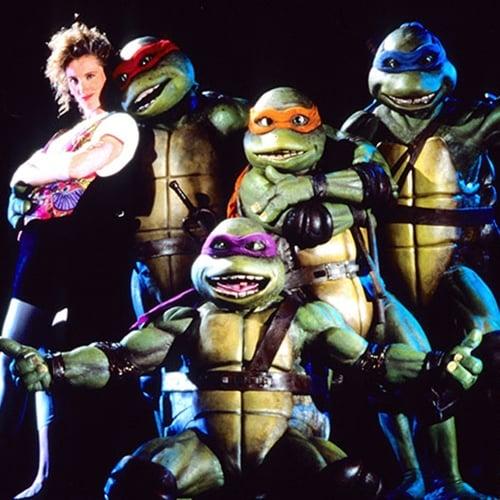 6 35 Cowabunga! It's 10 Bodacious Facts About The 1990 Teenage Mutant Ninja Turtles Film!