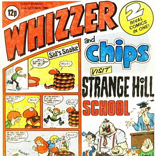 6 36 10 Fascinating Facts About Your Favourite Childhood Comics