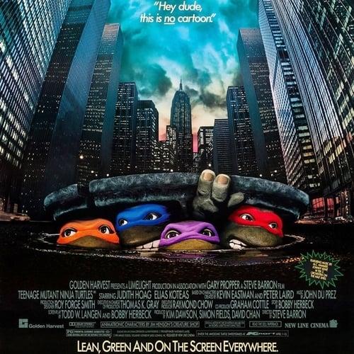 8 37 Cowabunga! It's 10 Bodacious Facts About The 1990 Teenage Mutant Ninja Turtles Film!