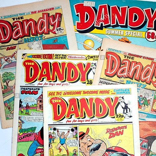 8 38 10 Fascinating Facts About Your Favourite Childhood Comics