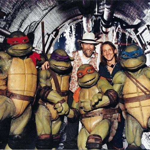 9 36 Cowabunga! It's 10 Bodacious Facts About The 1990 Teenage Mutant Ninja Turtles Film!