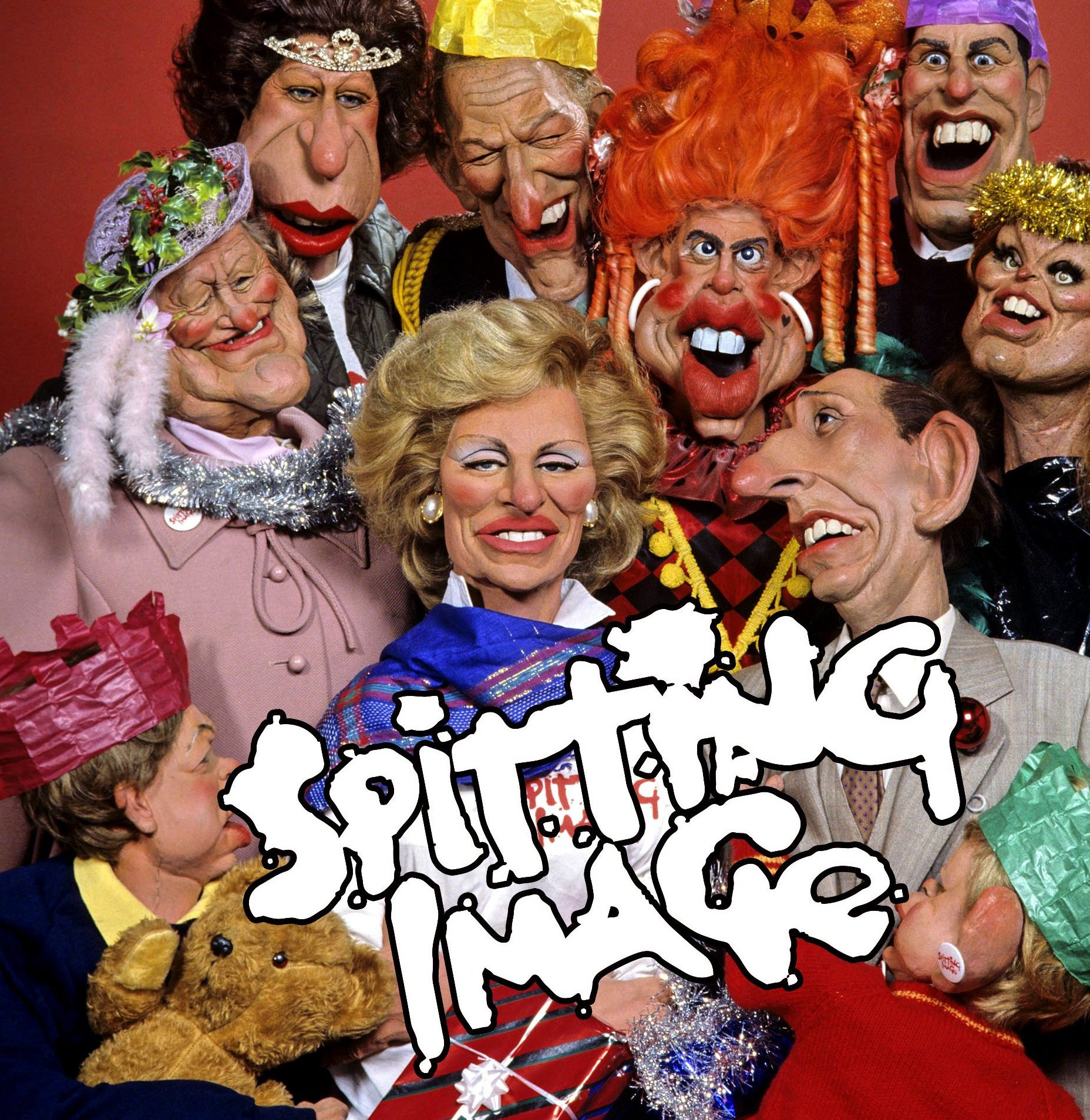 91OOhNzSrL. RI e1583318988675 80s Puppet Comedy Classic Spitting Image Is Coming Back To TV