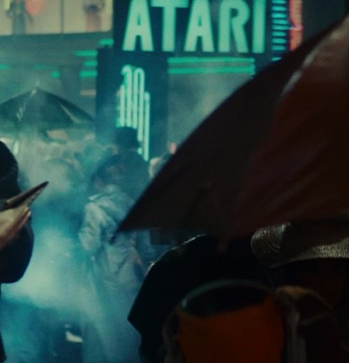 Atari in Blade Runner 1 20 Films That Accurately Predicted The Future