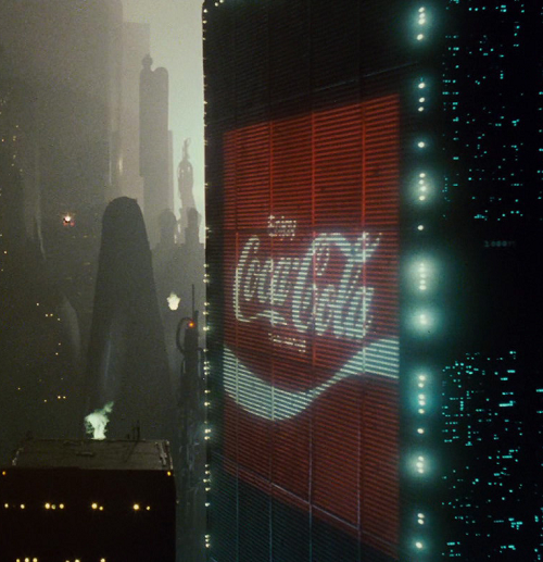 Coca Cola Ad Blade Runner 20 Films That Accurately Predicted The Future