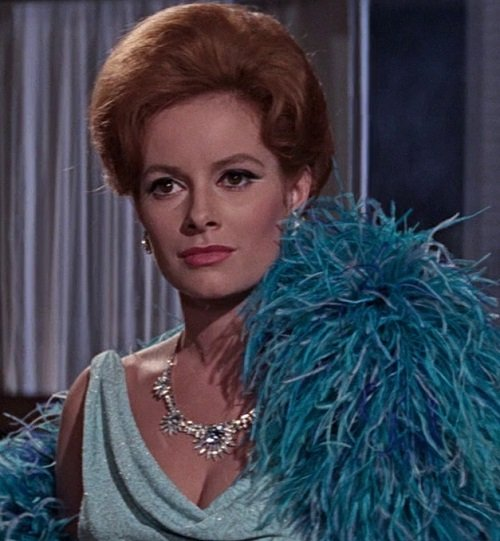 Fiona Volpe Luciana Paluzzi Profile 20 Classic James Bond Moments That Have Aged Terribly
