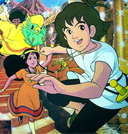 Japanese LP 20 Cartoons That Prove The 1980s Was The Greatest Decade