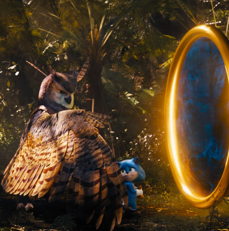 Longclaw Sonic Ring portal 10 Things The Sonic Movie Gets Wrong About The Games - And 10 Things It Gets Right