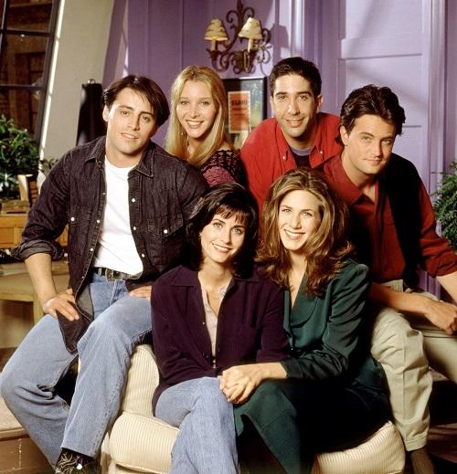 Schulman FriendsApartment 1 20 Of The Weirdest TV Crossovers Ever