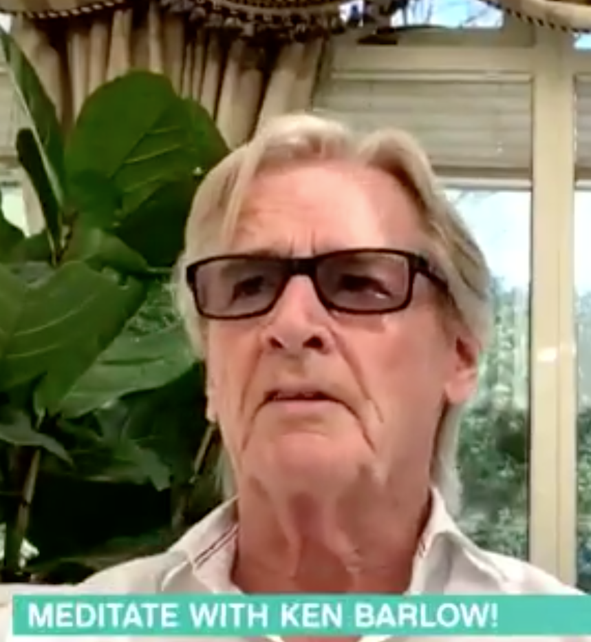 Screenshot 2020 03 23 at 13.55.44 e1584971788113 This Morning Is Now Teaching Viewers How To 'Meditate With Ken Barlow'