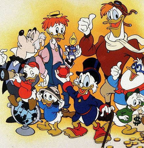 Season One Characters 20 Cartoons That Prove The 1980s Was The Greatest Decade