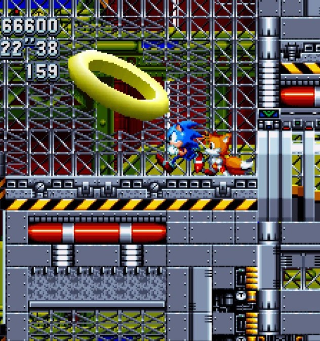 Sonic Mania Special Stages Guide Giant Ring Chemical Plant Zone Act 2 2 0 10 Things The Sonic Movie Gets Wrong About The Games - And 10 Things It Gets Right
