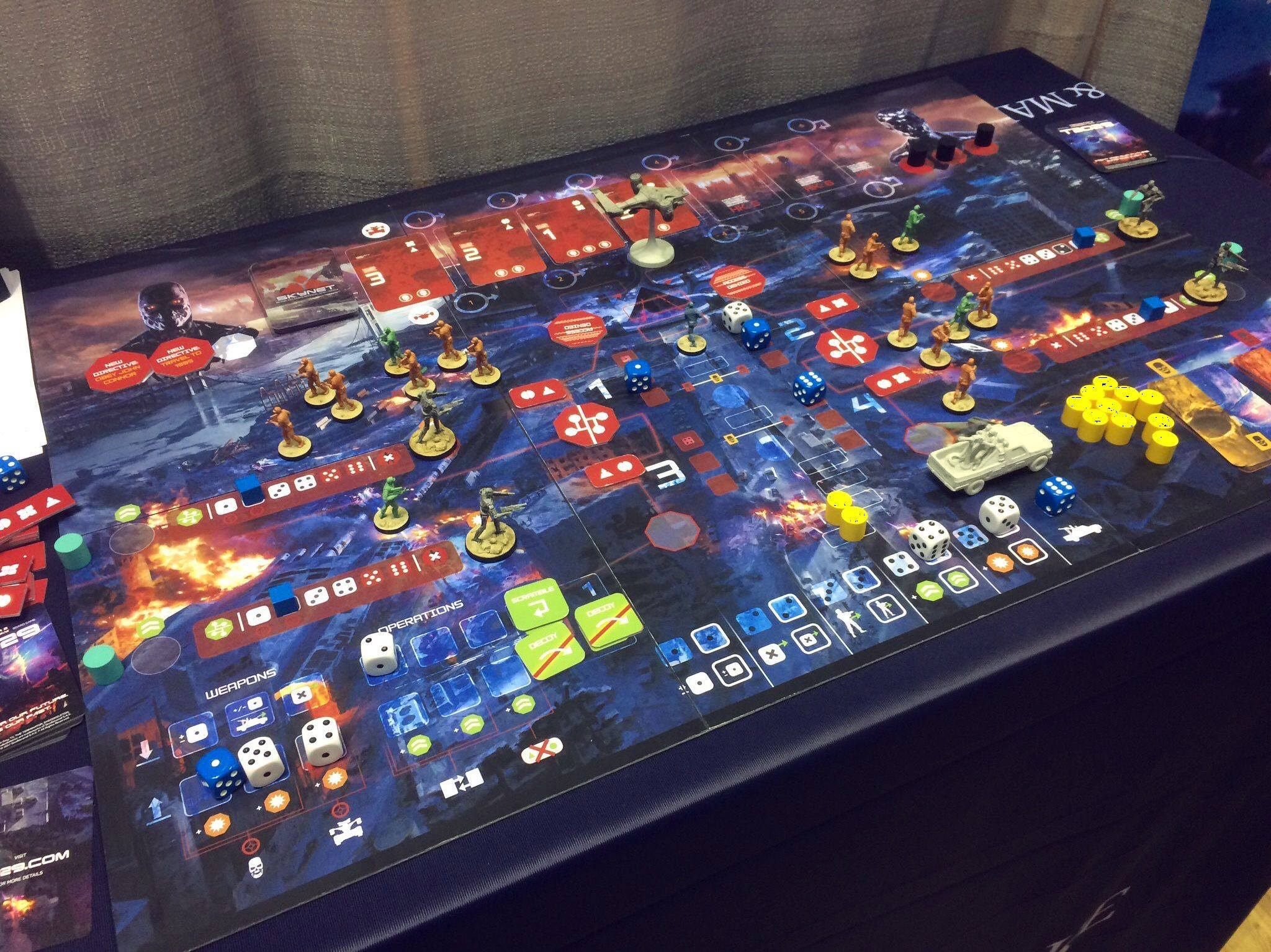 T2029 Terminator2 Judgment Day Board Game The 20 Strangest Items Of Movie Merchandise You've Ever Seen