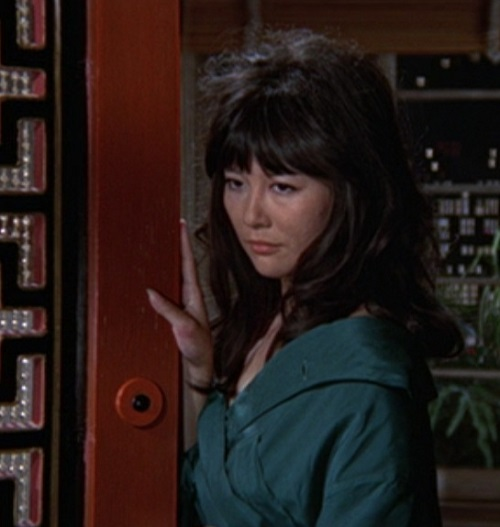 Tsai Chin as Ling 20 Classic James Bond Moments That Have Aged Terribly