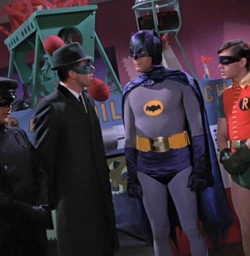 batman green hornet crossover 2 20 Of The Weirdest TV Crossovers Ever