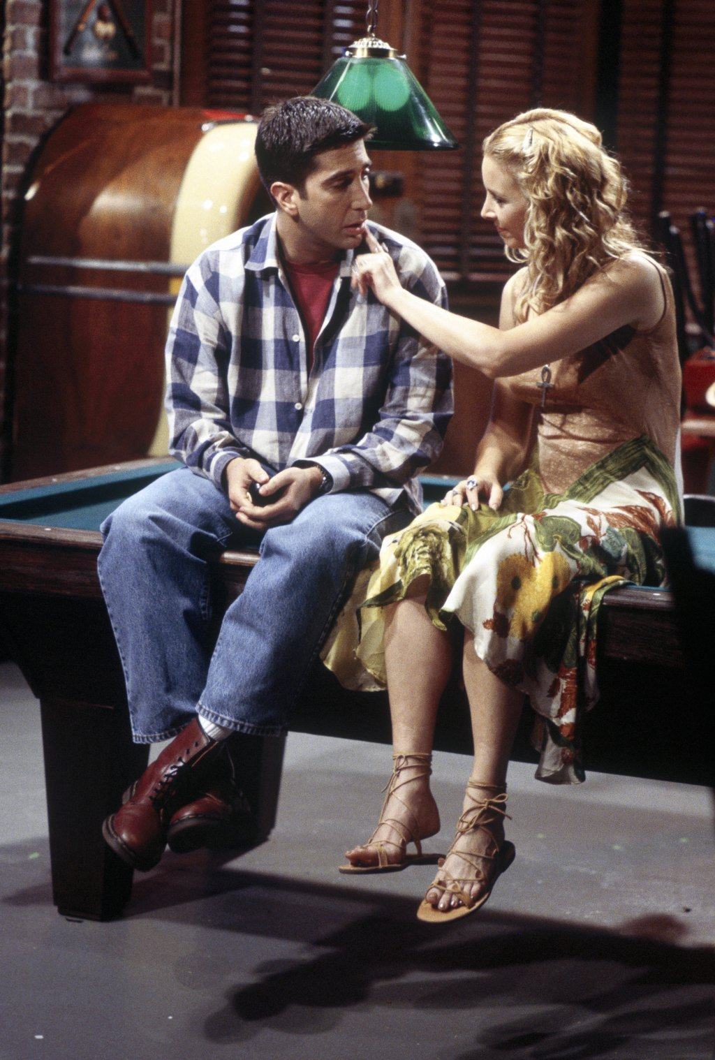 clueless 140 There Was Originally A 7th Friend, And More You Never Knew About Friends