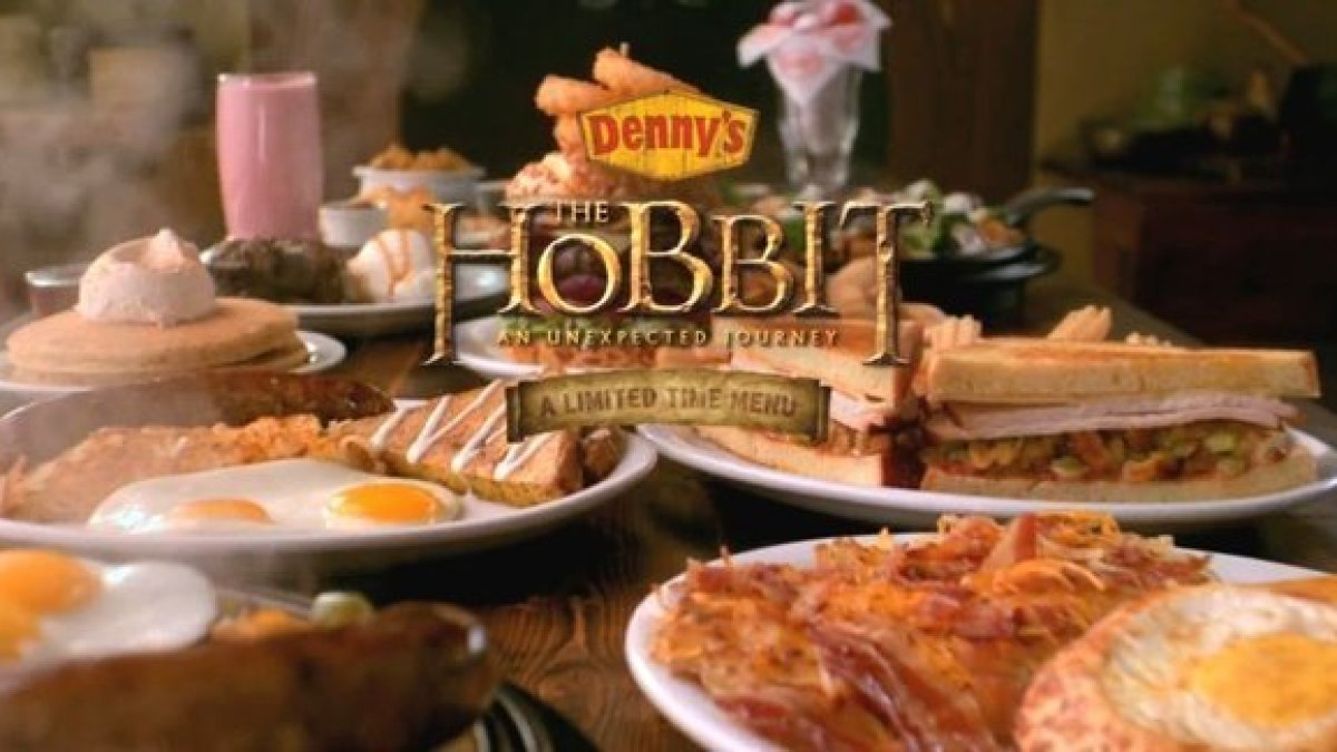 dennys 2 The 20 Strangest Items Of Movie Merchandise You've Ever Seen