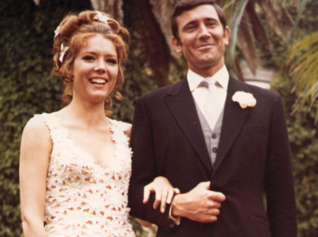 diana rigg george lazenby e1616664814499 20 Classic James Bond Moments That Have Aged Terribly