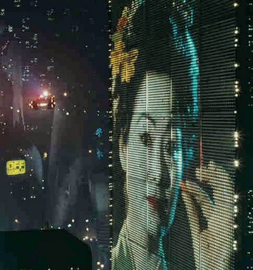 digital billboard 20 Films That Accurately Predicted The Future