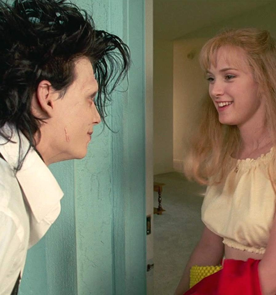 edward 27 e1583152147857 20 Things You Probably Didn't Know About Edward Scissorhands