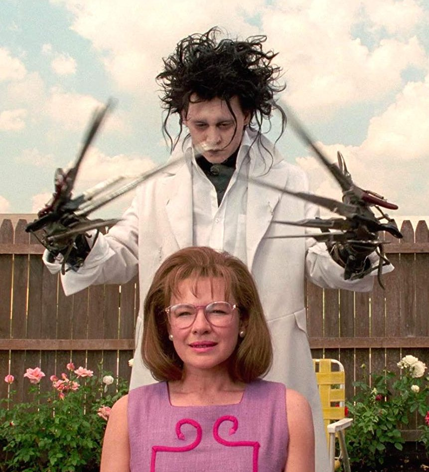 edward 38 e1583153549790 20 Things You Probably Didn't Know About Edward Scissorhands