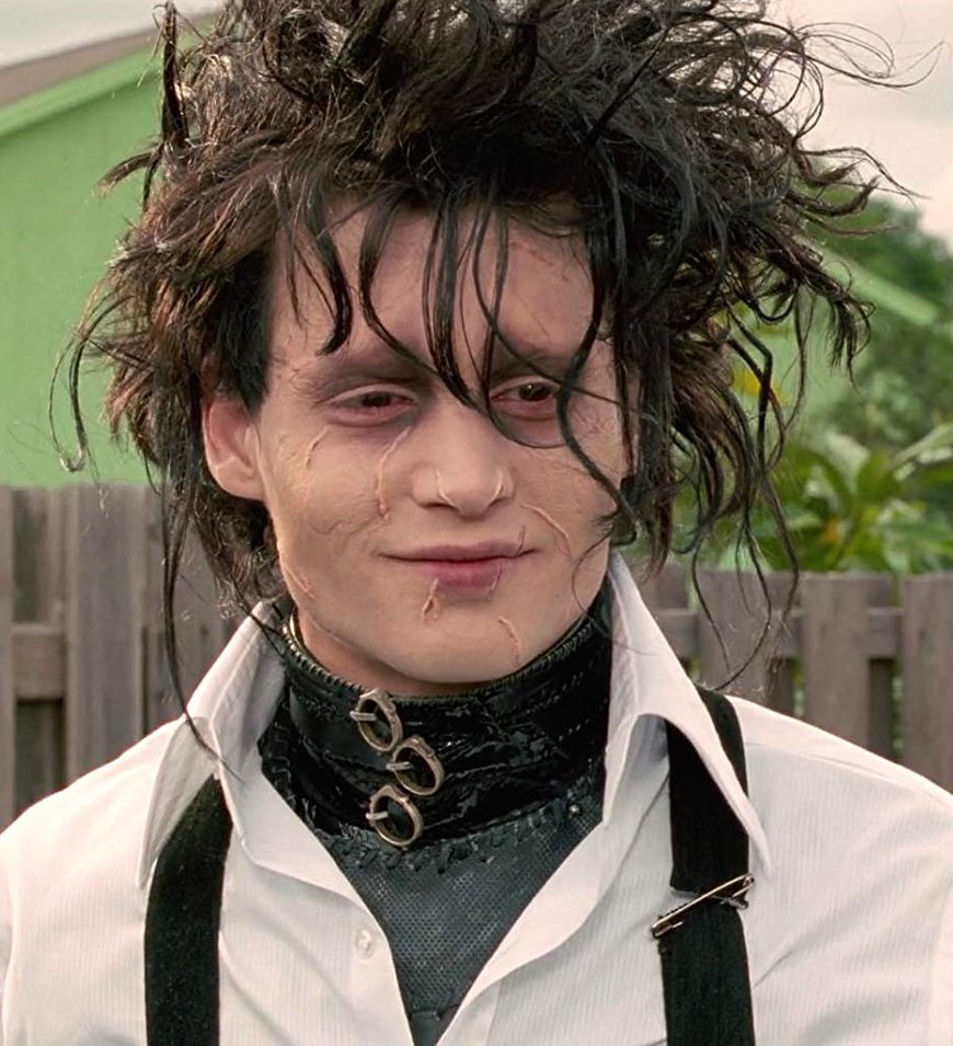 edward 41 e1583153888351 20 Things You Probably Didn't Know About Edward Scissorhands