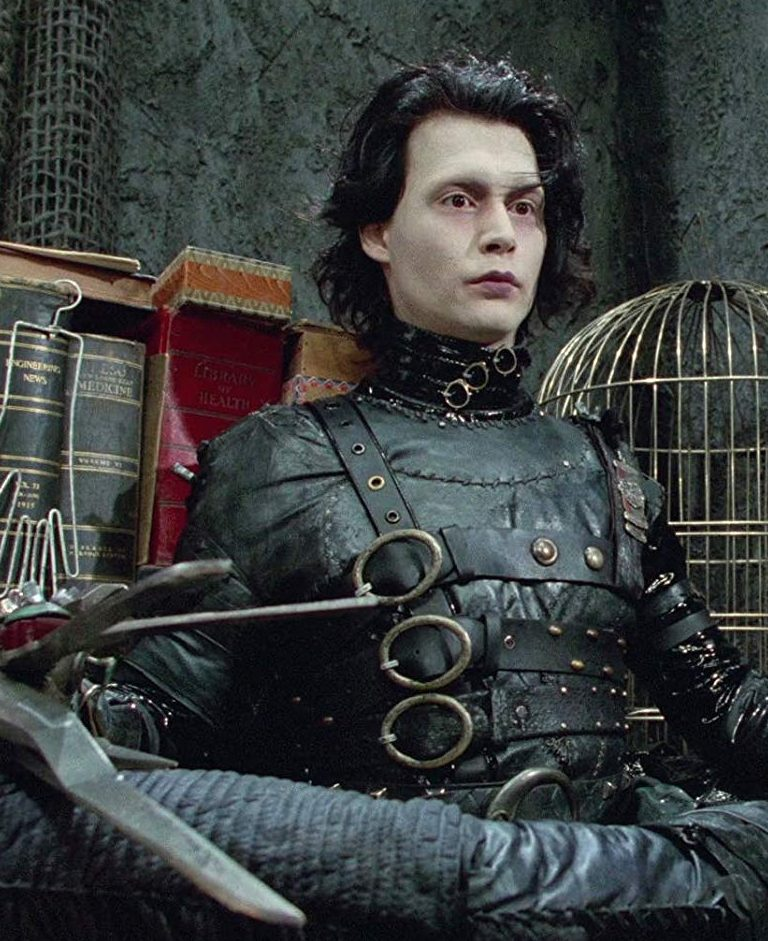 edward 42 e1583153936755 20 Things You Probably Didn't Know About Edward Scissorhands