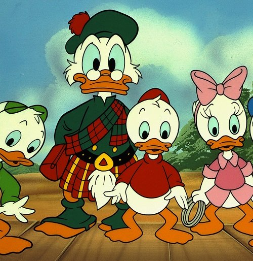 fascinating day af d23presents ducktales25thanniversary 5 1 20 Cartoons That Prove The 1980s Was The Greatest Decade