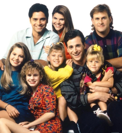 full house 20 Of The Weirdest TV Crossovers Ever
