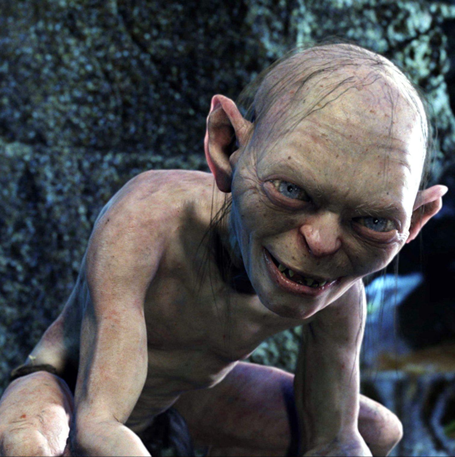 gollum4 e1584535380468 The 20 Best CGI Movie Monsters Ever