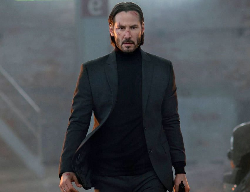 keanu john wick e1606821778956 20 Things You Didn't Know About The 1995 Film Heat