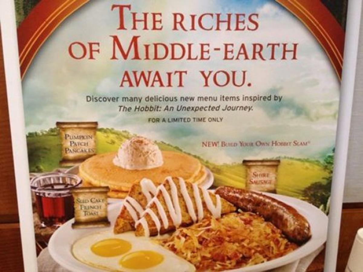 middle earth The 20 Strangest Items Of Movie Merchandise You've Ever Seen
