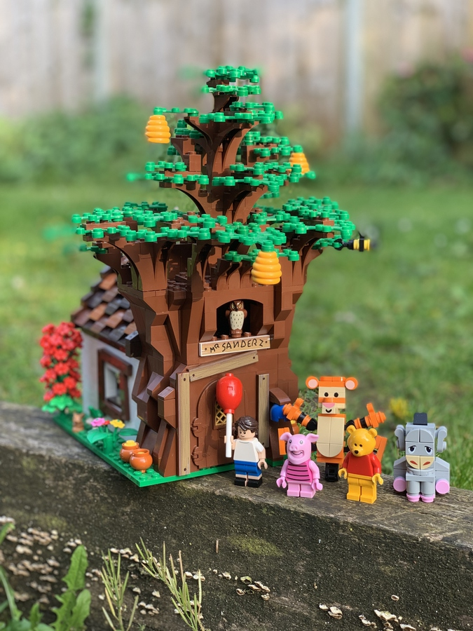 resize 1600 900 Lego Ideas Is Releasing An Epic Winnie The Pooh Set - Complete With A Nightmarish-Looking Tigger