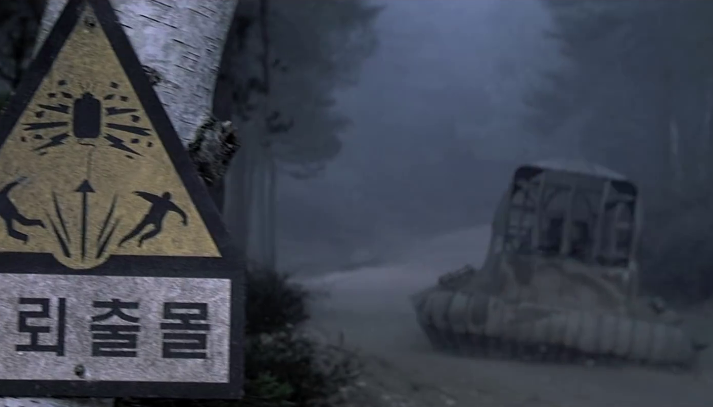 sign dad korea 20 Classic James Bond Moments That Have Aged Terribly