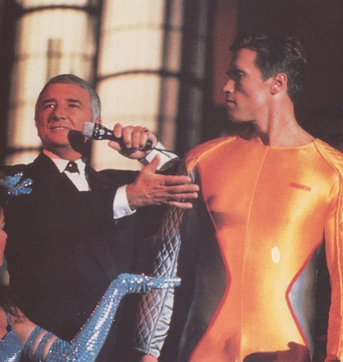 the running man uk lobby card 6 20 Films That Accurately Predicted The Future