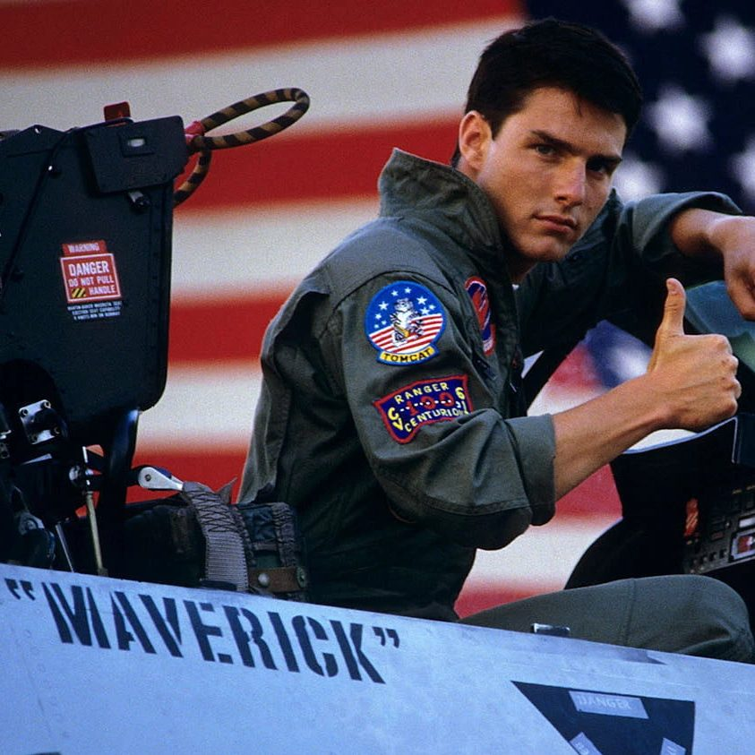 tom cruise top gun original e1601293384702 20 Things You Probably Didn't Know About The Hunt For Red October