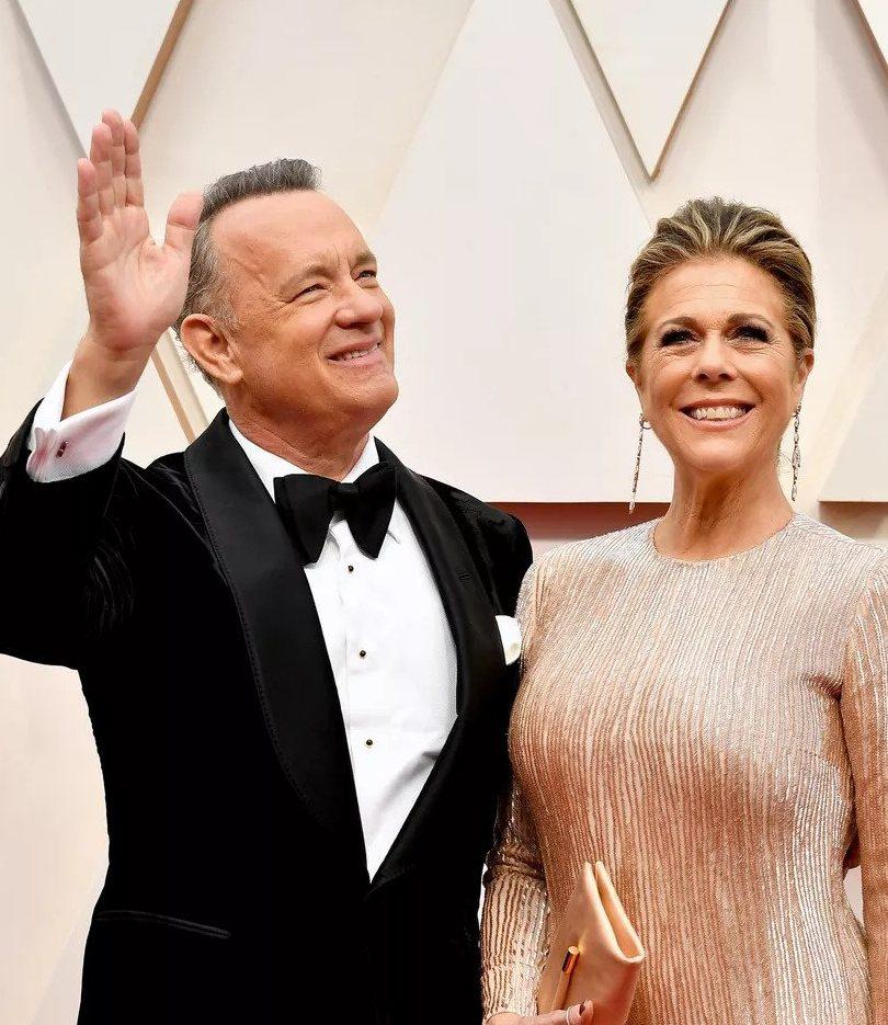 trump 3 e1584707257487 Trump Almost Announces Tom Hanks' Death On Twitter, Misunderstanding Word 'Discharged'