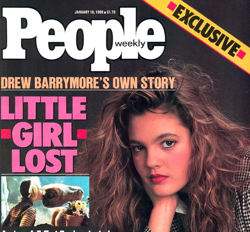 y12 e1617635360390 30 Things You Might Not Have Realised About Drew Barrymore