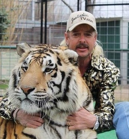 0 Tiger King followed the big personality of Joe Carole Baskin Awarded Control Of 'Tiger King' Joe Exotic's Zoo In Court Ruling