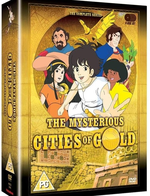 1 24 8 Reasons The Mysterious Cities Of Gold Is The Greatest Cartoon Of All Time