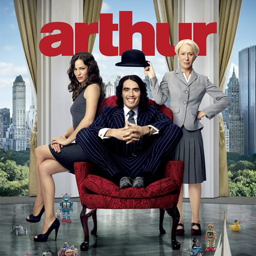 1 26 12 Things You Didn't Know About Oscar-Winning Comedy Arthur