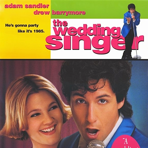 10 19 10 Things You Might Not Have Realised About The Wedding Singer