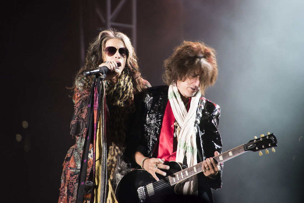 15553254411 91a6129fc2 b Walk This Way For 12 Fascinating Facts About Rock Legends Aerosmith