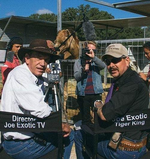 1 Joe and Rick Carole Baskin Awarded Control Of 'Tiger King' Joe Exotic's Zoo In Court Ruling
