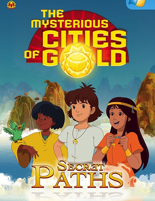2 22 8 Reasons The Mysterious Cities Of Gold Is The Greatest Cartoon Of All Time