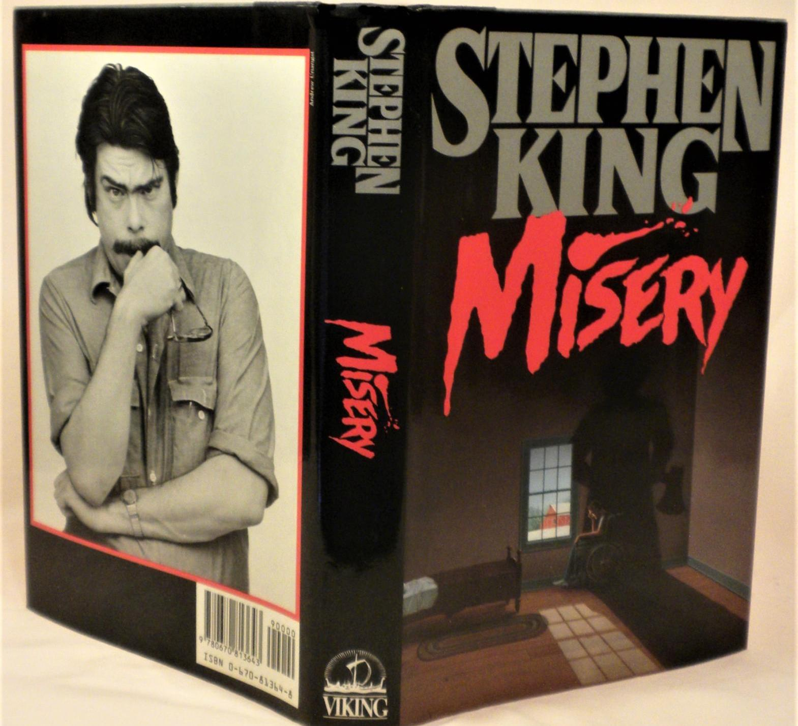 22478727281 Misery: 10 Things You Didn't Know About The Terrifying Stephen King Adaptation