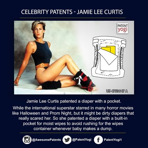 3 43 10 Fascinating Facts About The Fabulous Jamie Lee Curtis!