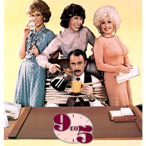 4 45 You Don't Need To Work Hard To Enjoy These 10 Facts About The Film 9 To 5!