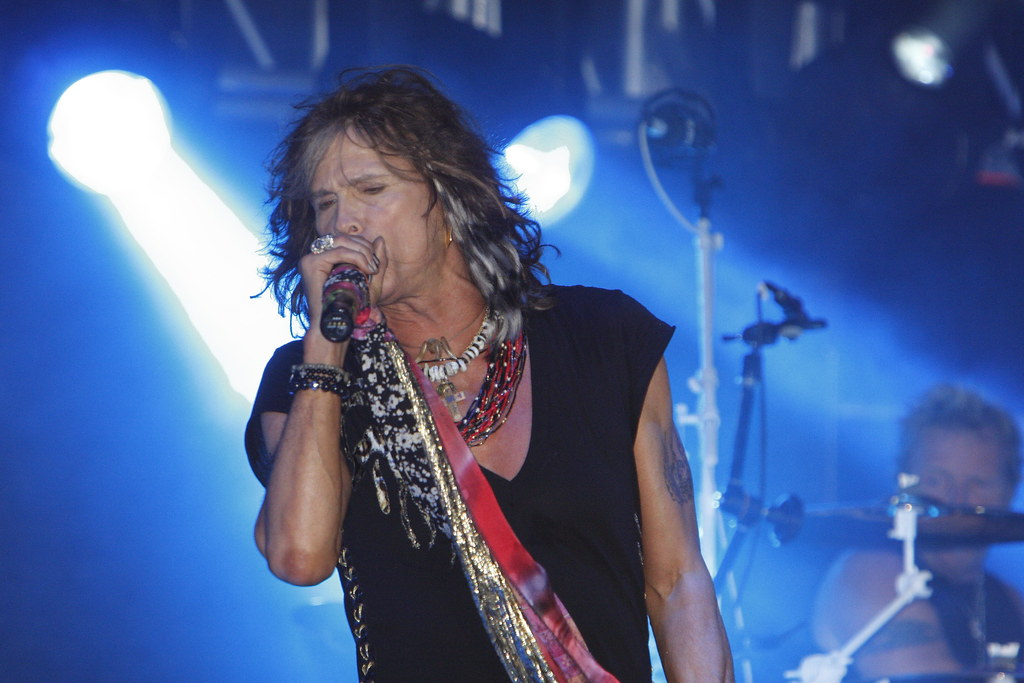 4033671410 fae0394cd4 b Walk This Way For 12 Fascinating Facts About Rock Legends Aerosmith