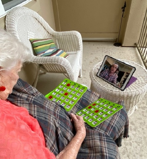 92789135 2585527118384994 4831335842855256064 n Matthew McConaughey Becomes Bingo Caller For Self-Isolated Residents of Texas Nursing Home